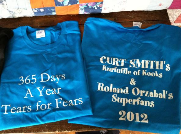 Our current uniforms ;) Travel Fan Tshirts
