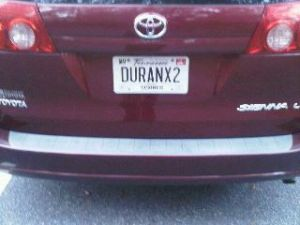 Tennessee Fan Travelled for Duran Duran in Atlanta