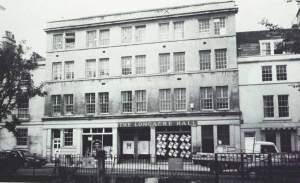 Longacre Hall