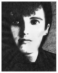 Joyce A's art of Curt Smith