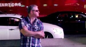 Captain Julian makes a hot night cool! #VegasBaby