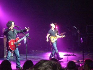 Deb's photo from the OC show...