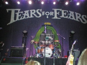 Tears For Fears Baltimore Stage