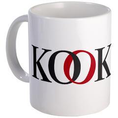 Kook Coffe Mug