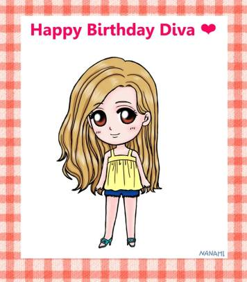 Little Lady Diva