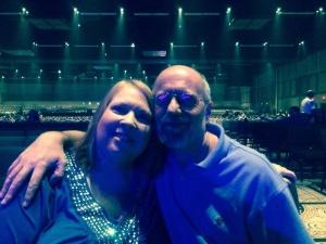 Sage & her husband - proud #TravelTeam members 2014