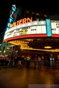 photo by Josh DeBord - after 7pm at the Wiltern