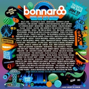 Bonnaroo Line Up