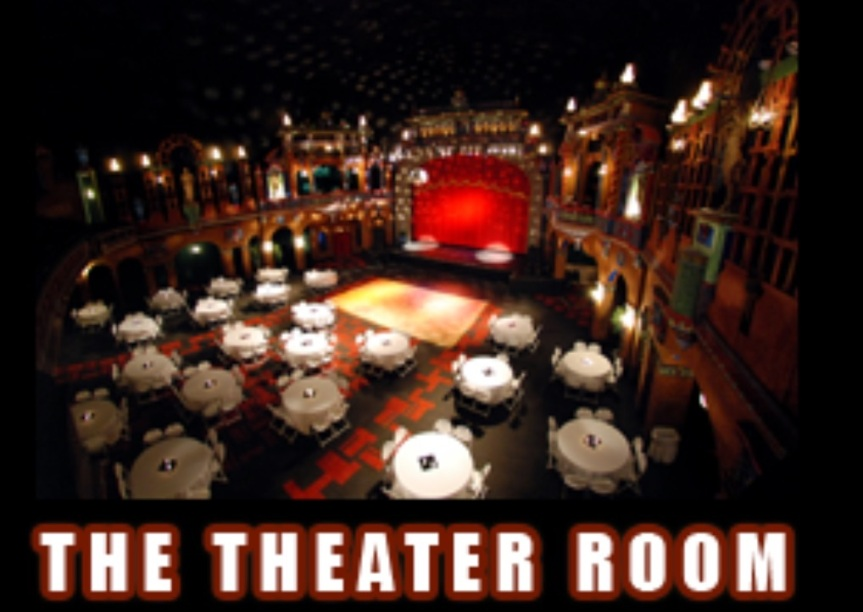 Uptown Theatre in Kansas City Missouri