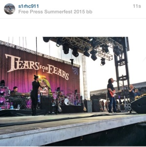 Lots of great fan shares! #TearsForFears