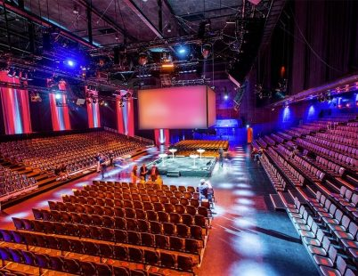 AFAS Live Berlin Seating