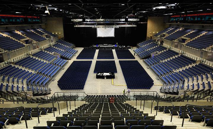 Arena-Floor