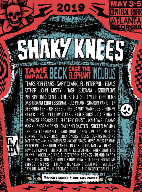 Tears for Fears at Shaky Knees Festival – Atlanta,Georgia