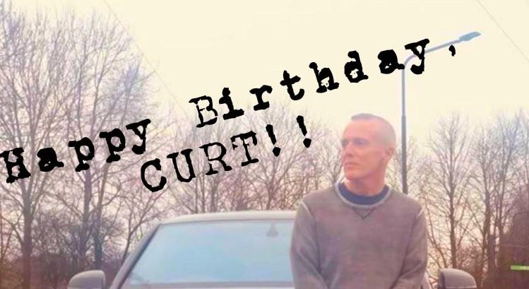 Happy Birthday Curt!!